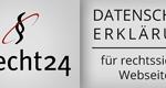 eRecht24.de - Siegel Datenschutzerklärung